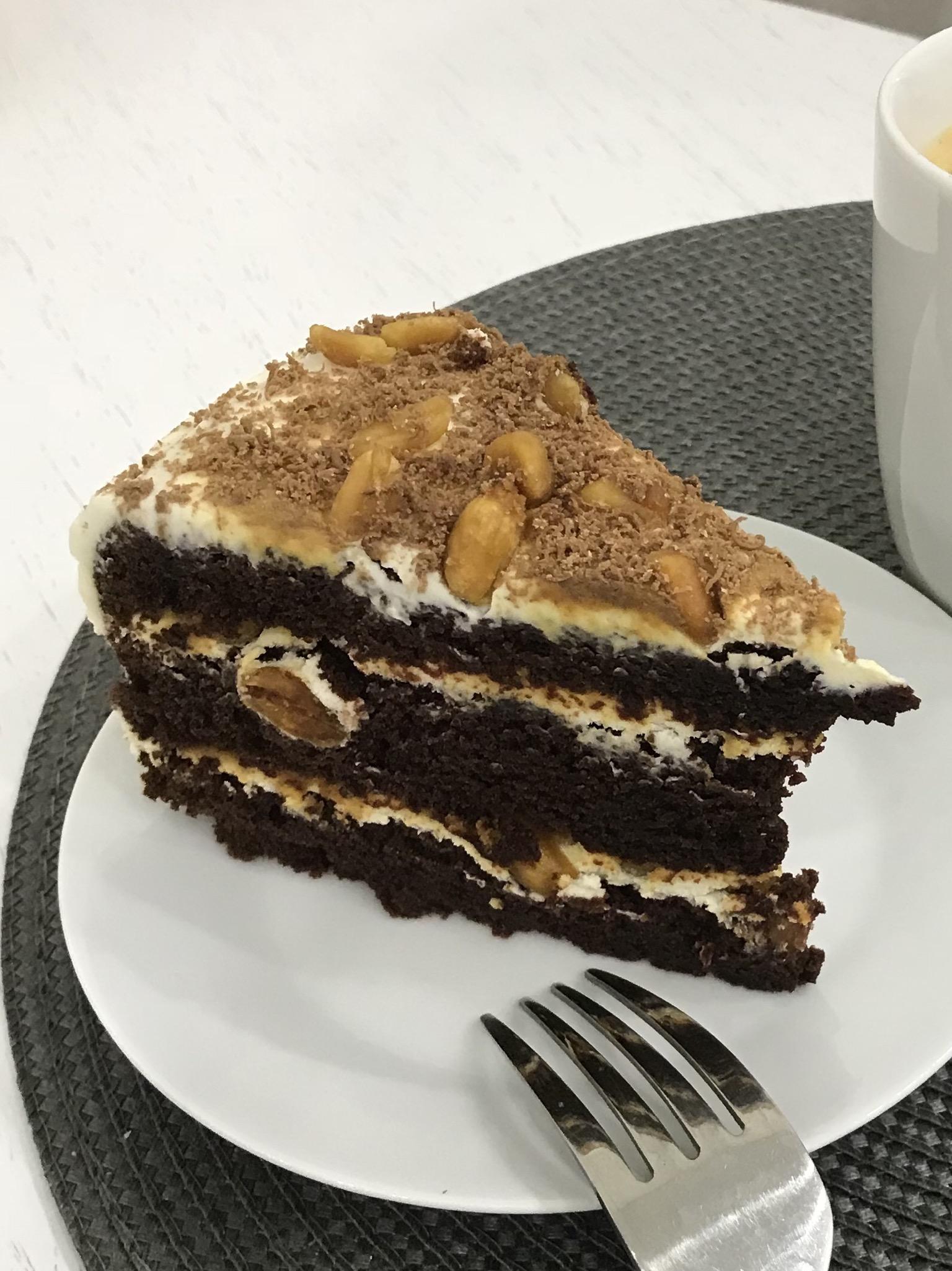 Торт Сникерс рецепт с фото пошагово 35
