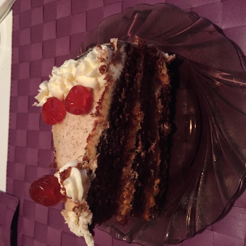 Торт царица эстер рецепт пошагово