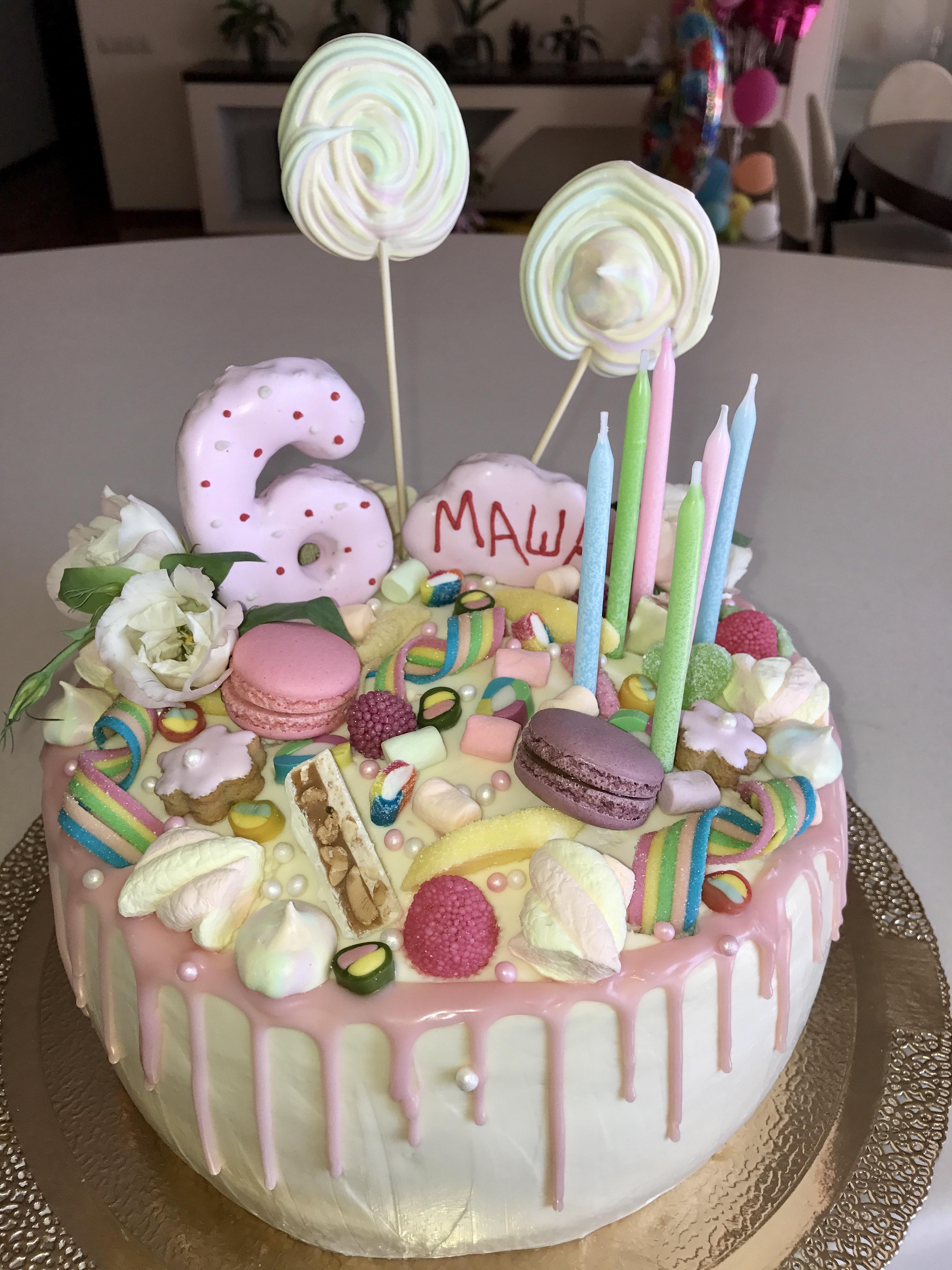 Торт на день рождения своими руками для девочек фото 292