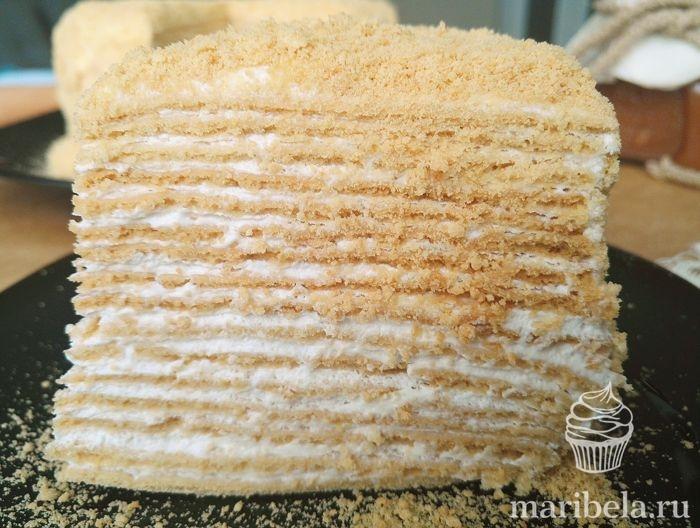 Белый торт рецепт с фото пошагово в домашних условиях 635