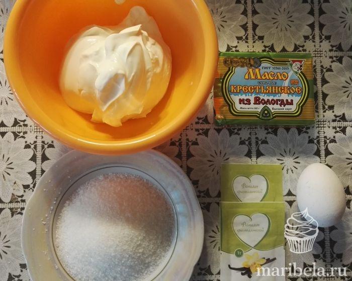 Пломбирный крем для торта рецепт