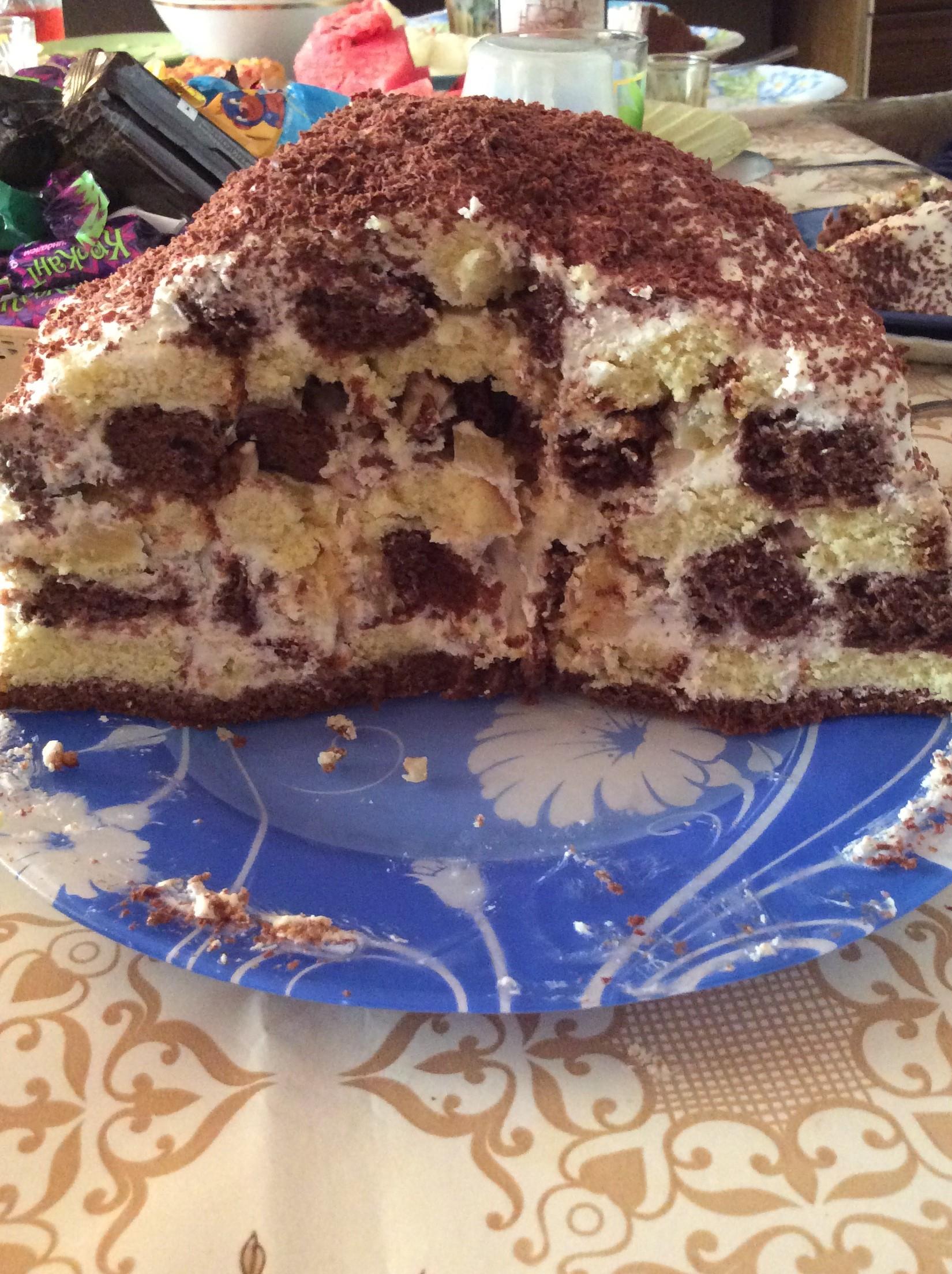 Пинчер торт с пошаговым рецептом