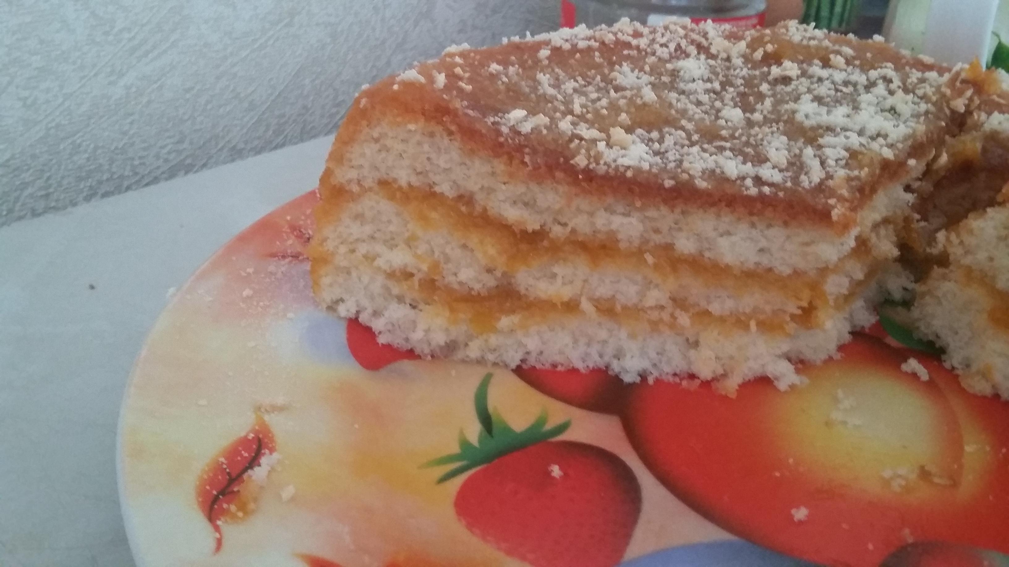 Торты бисквит рецепты простые в домашних условиях с фото пошагово