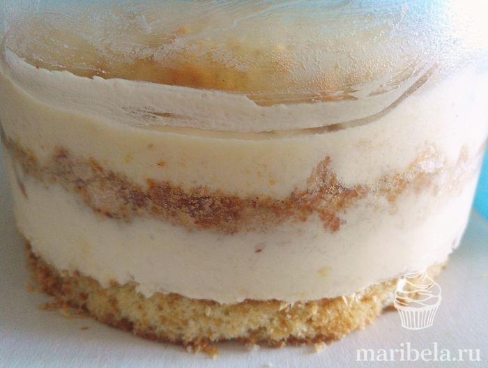 Торт из рафаэлло своими руками