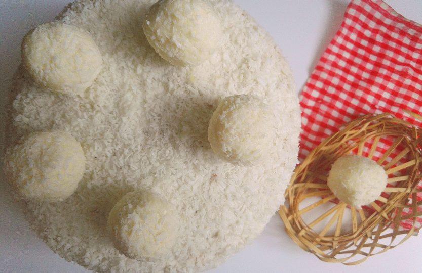 Ореховое пралине для торта
