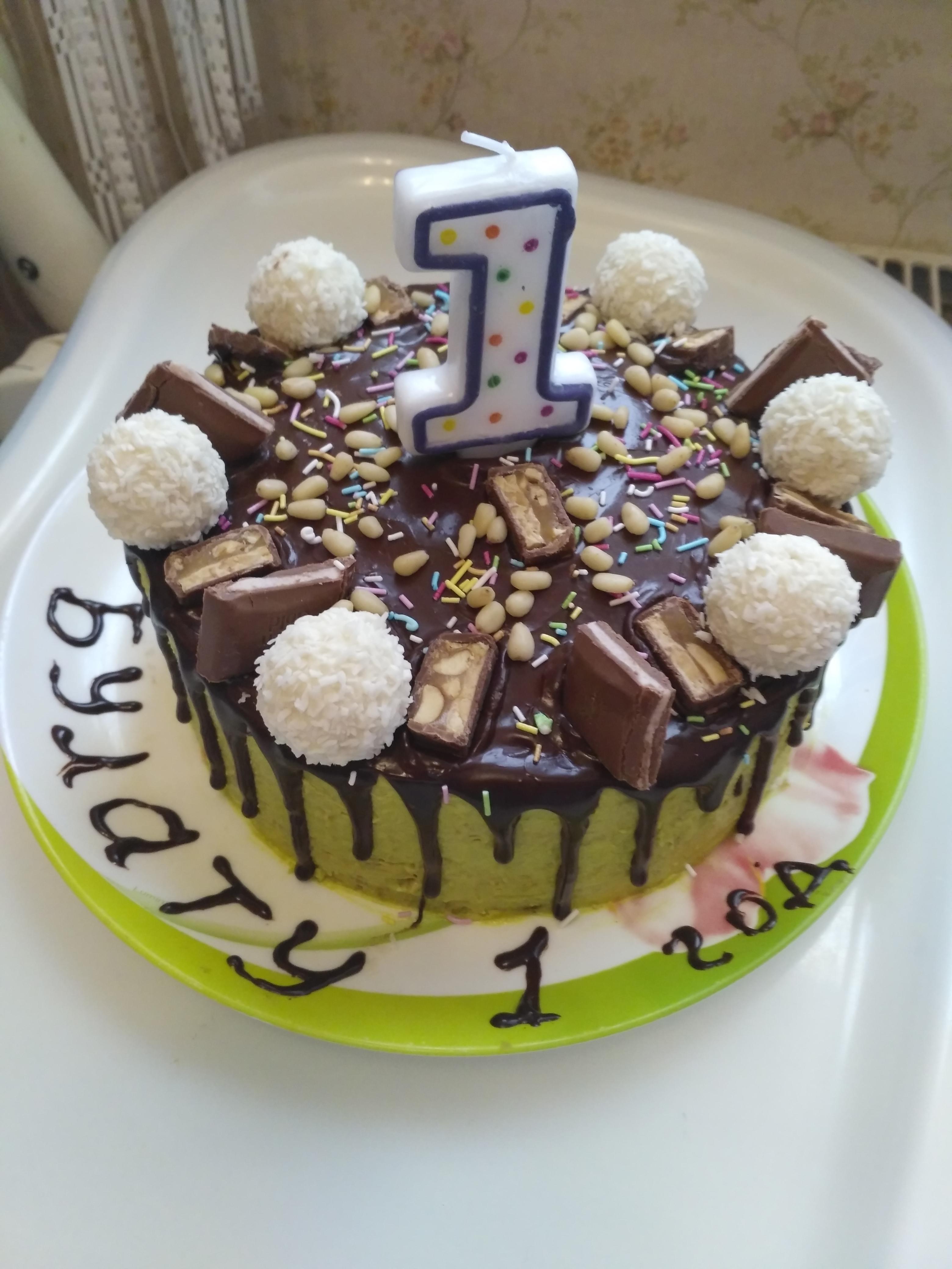 Торт с подтеками: секреты приготовления 35