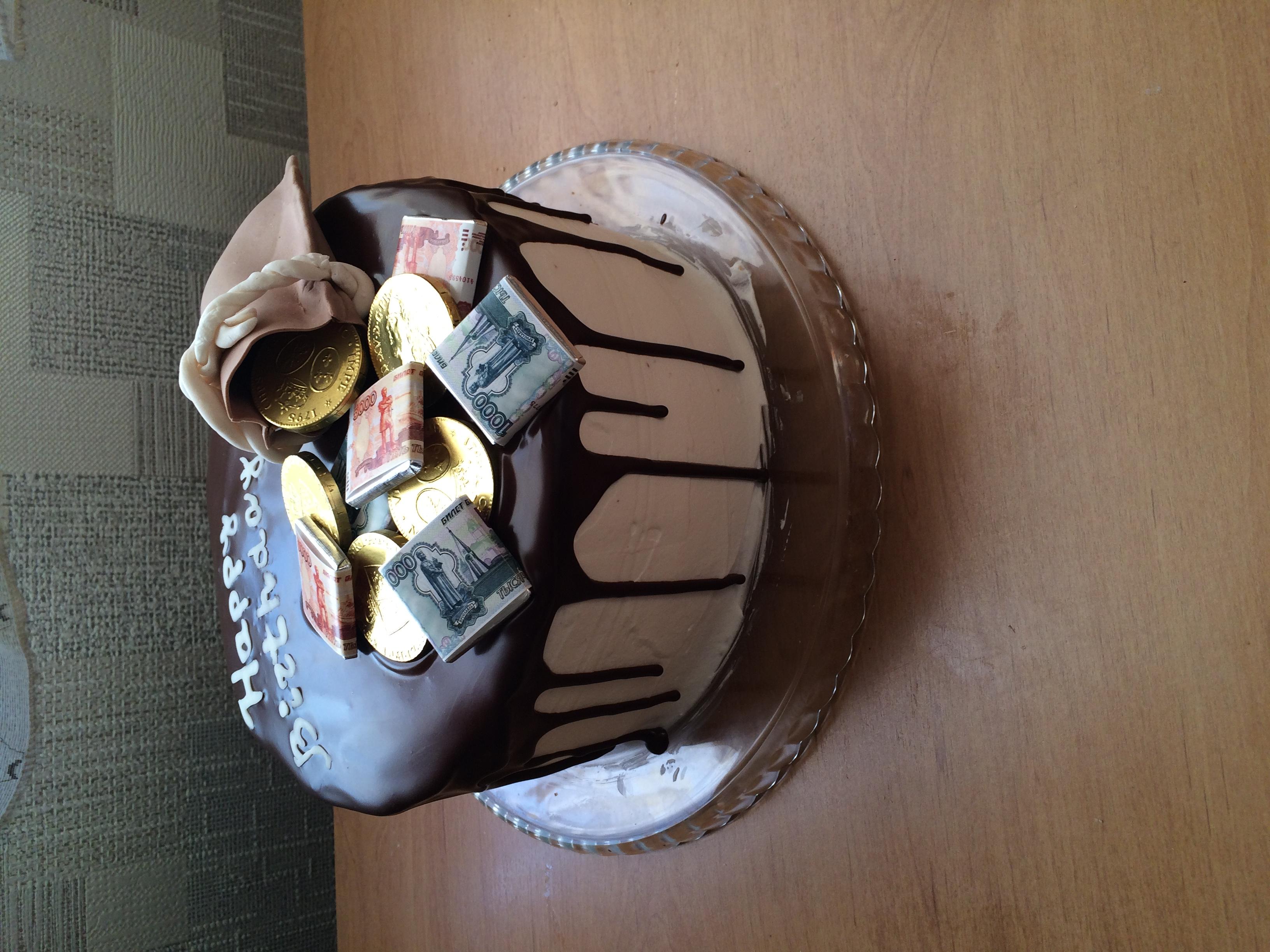 Фото рецепт сливочно-творожный блинный торт