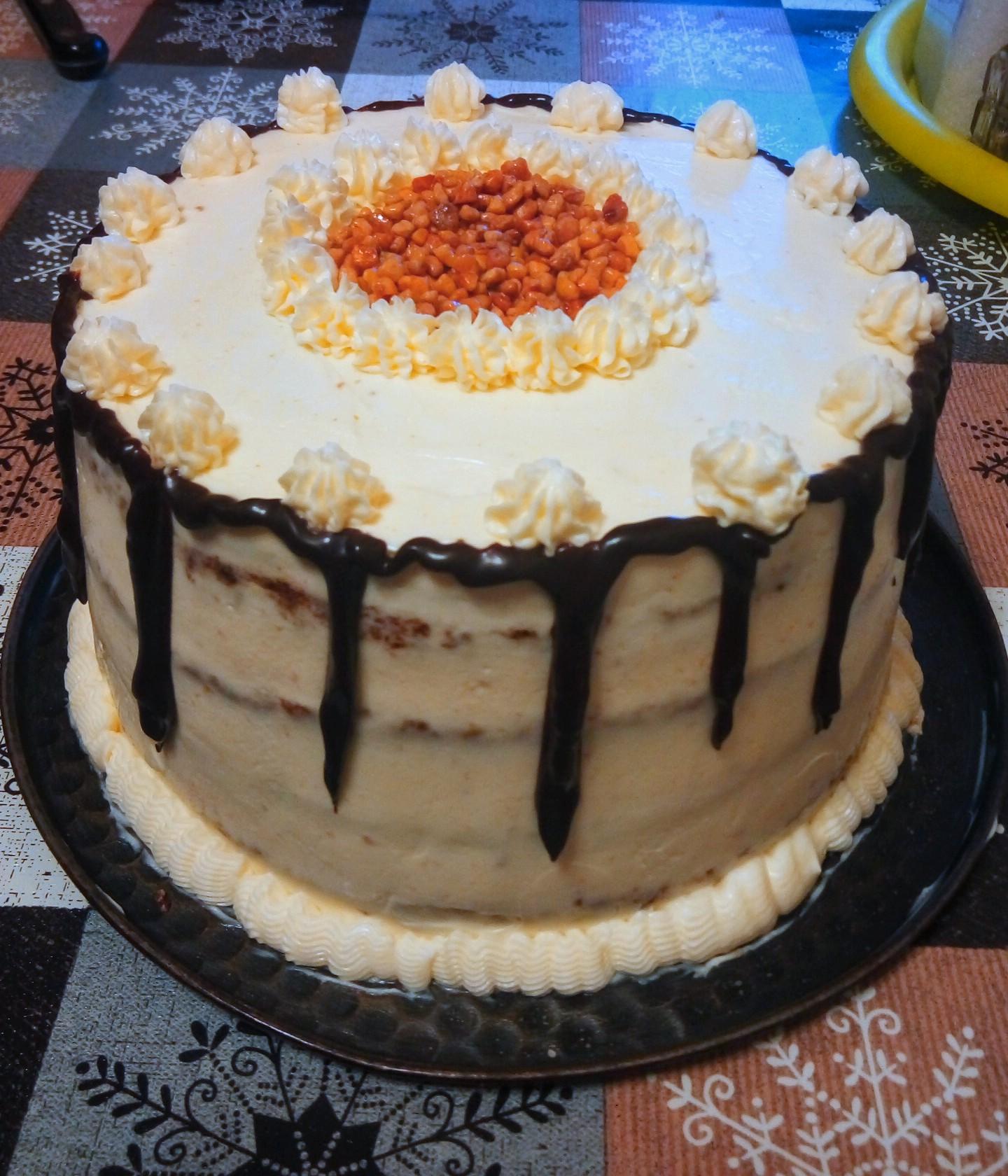 Крем ганаш для торта рецепт пошагово в домашних