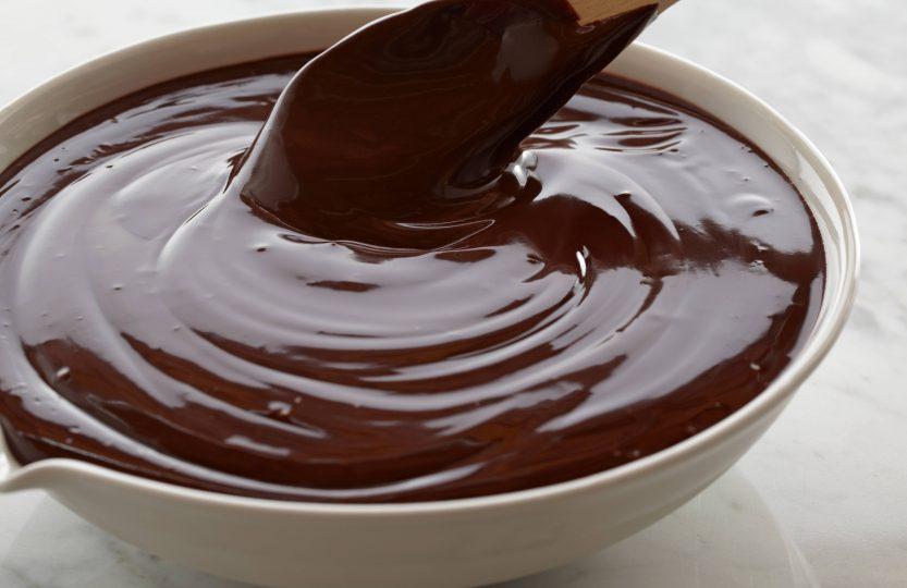 Растопленный шоколад для торта рецепт