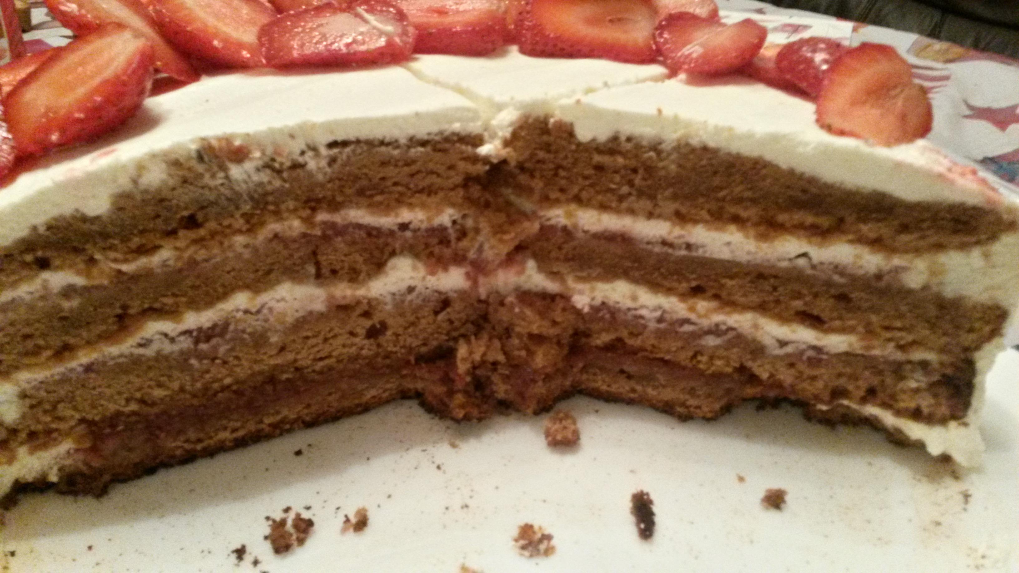 Торт прекрасная мария рецепт пошагово