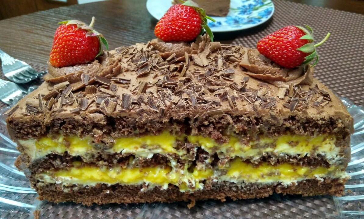 Шоколадный крем чиз - пошаговый рецепт с фото