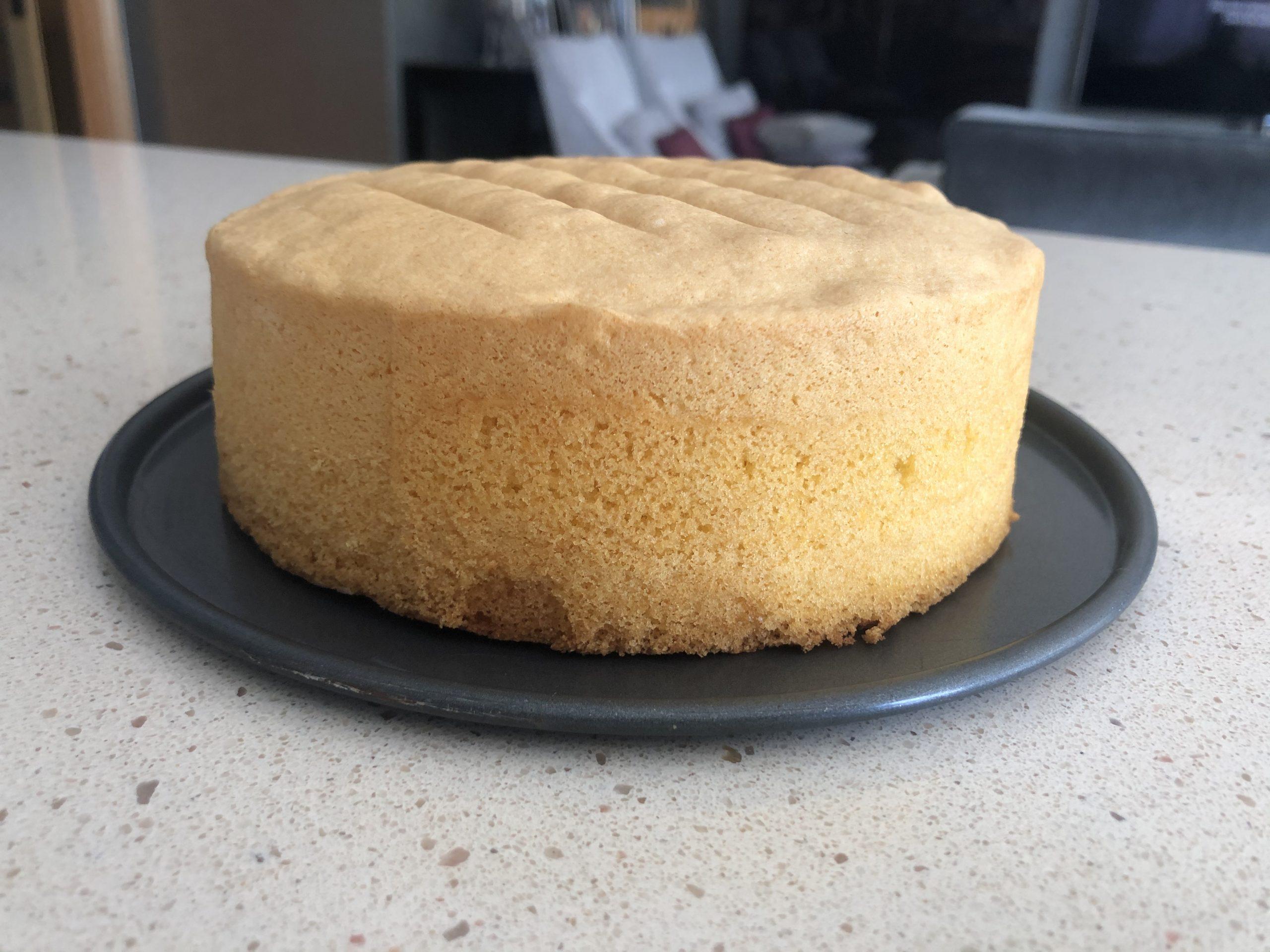 Бисквит на желтках и воде, рецепт с фото пошагово